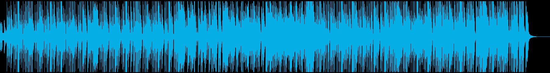 ほのぼの、日常、楽しいの再生済みの波形