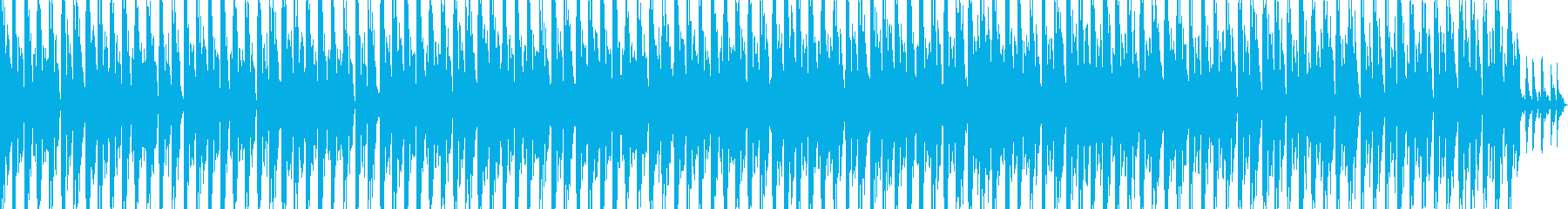 進歩的な技術/ハウス。ミニマルで、...の再生済みの波形