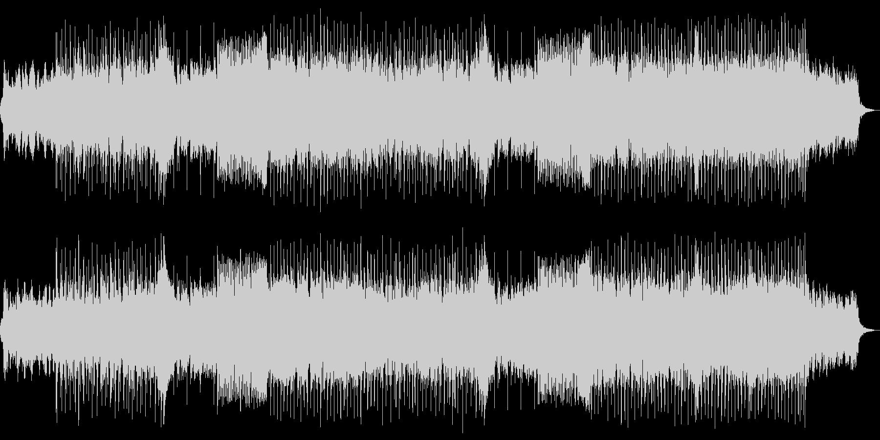 洋楽Pop・R'nBテイストの未再生の波形