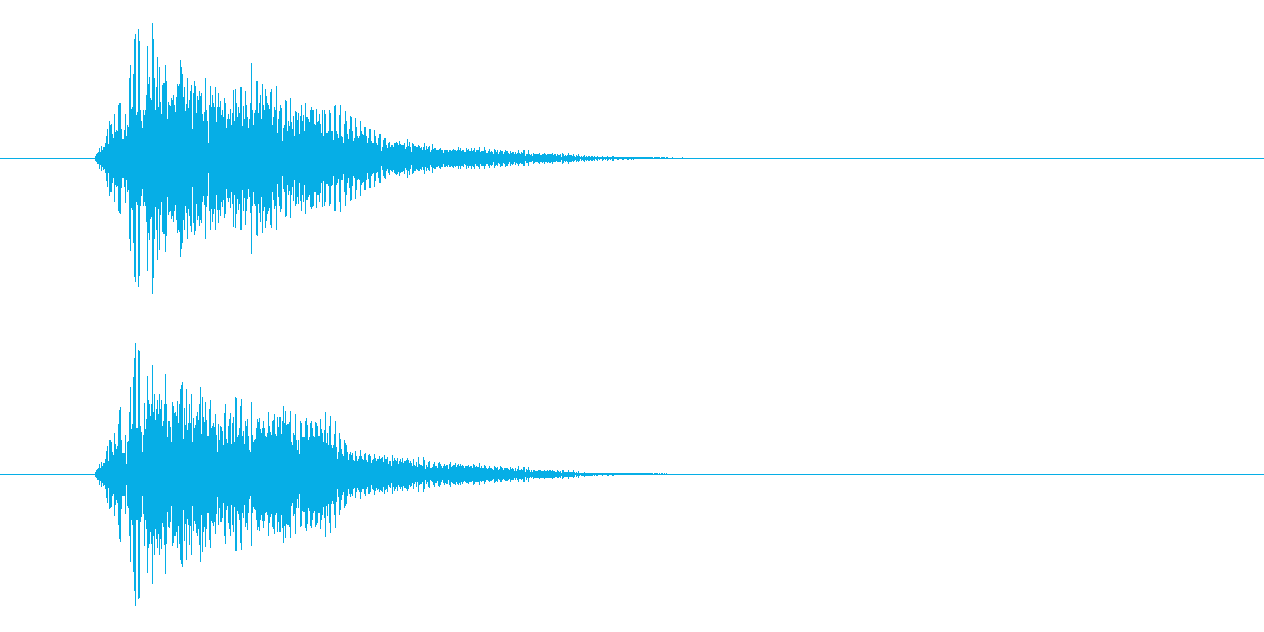 アップ音_m0220の再生済みの波形