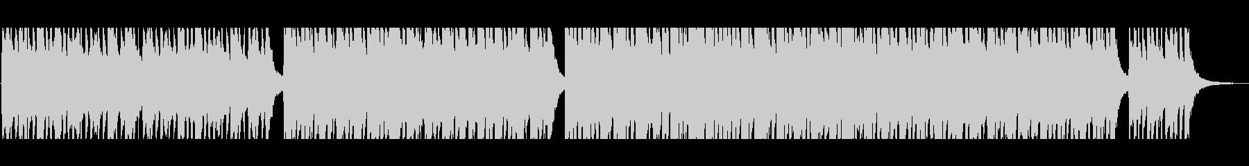 企業CM/PR動画/ピアノバイオリンの未再生の波形