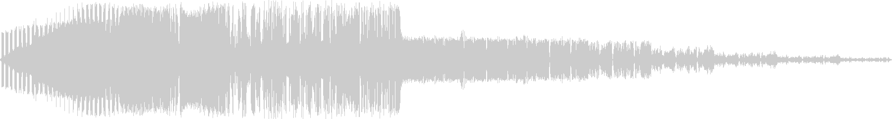 AMGアナログFX 29の未再生の波形
