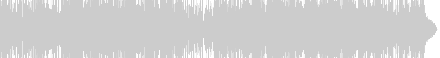 ティーン ポップ テクノ 代替案 ...の未再生の波形