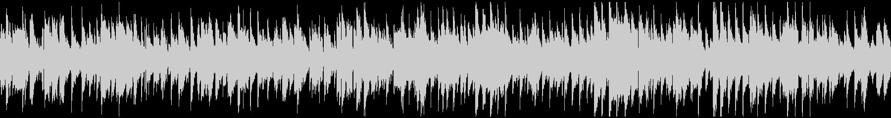 サックスのバラード、大人ムード※ループ版の未再生の波形