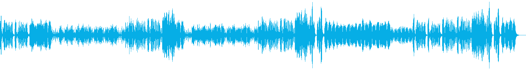ダイナミックで、活気がありますが、...の再生済みの波形