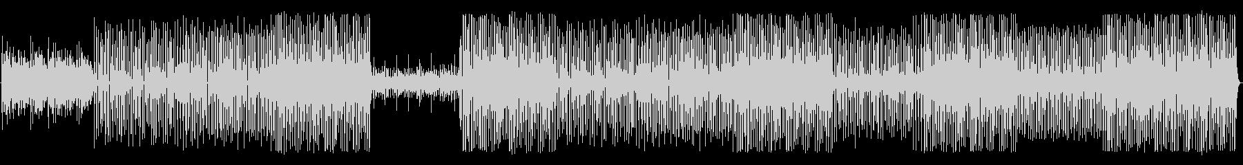 モダンでクールなこのヒップホップト...の未再生の波形