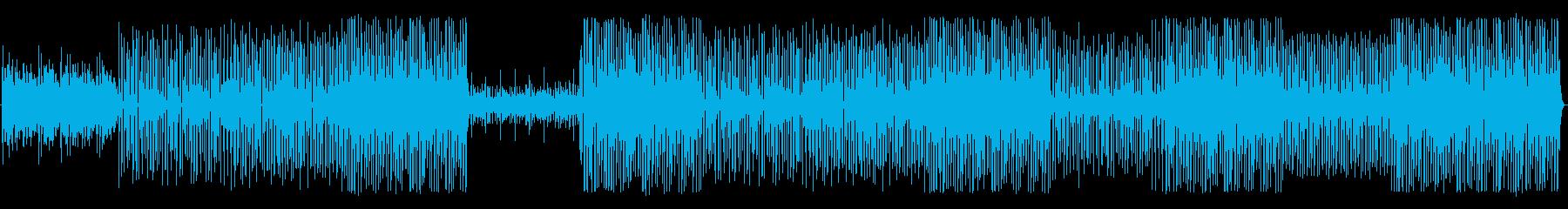 モダンでクールなこのヒップホップト...の再生済みの波形
