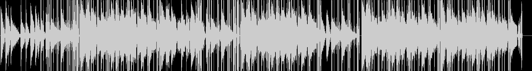 くつろげるLO-FI HIPHOPの未再生の波形