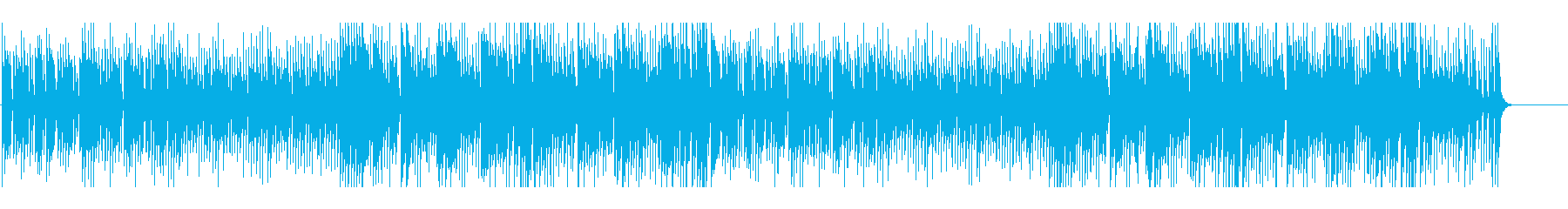 ペット かわいい ほのぼの のんびりの再生済みの波形