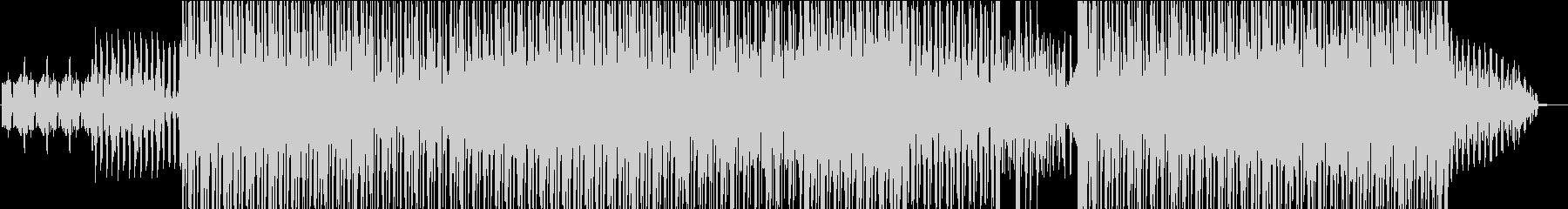 チャンキーでグルーヴィーなドラムン...の未再生の波形