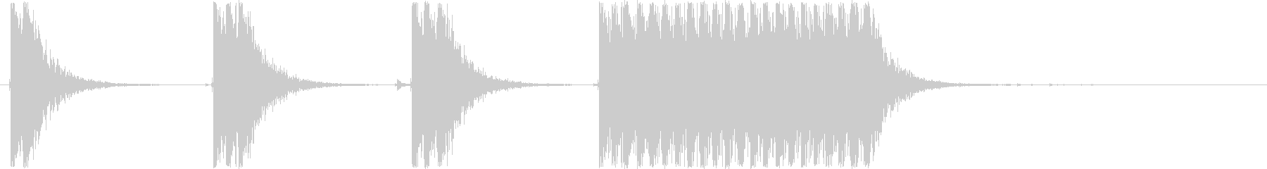 MP5:フルオートショット、緊急事...の未再生の波形