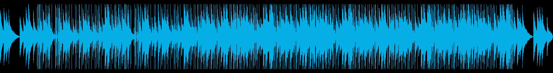大人っぽい色気のあるヒップホップの再生済みの波形