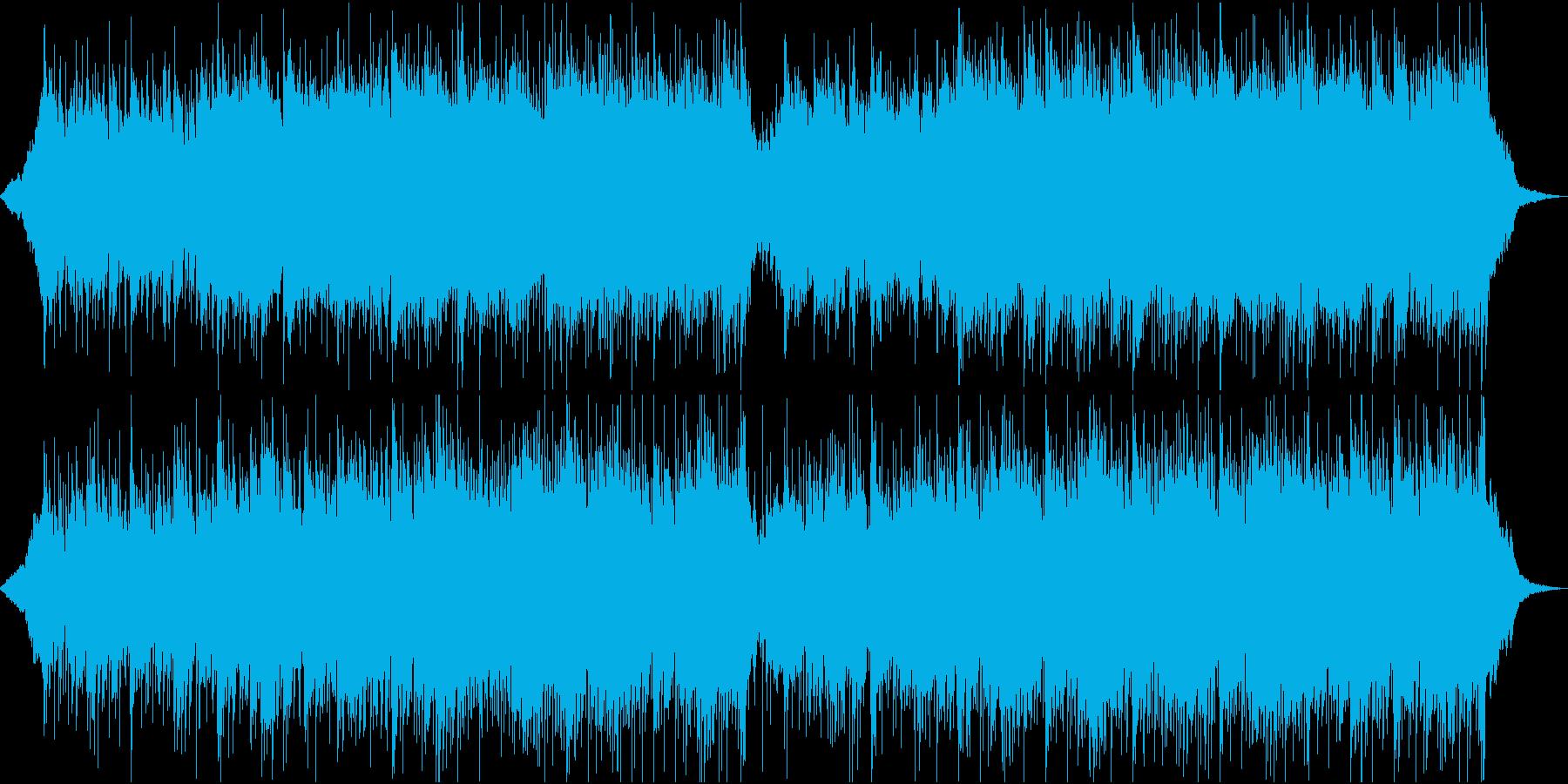 ポップ テクノ ロック 代替案 モ...の再生済みの波形