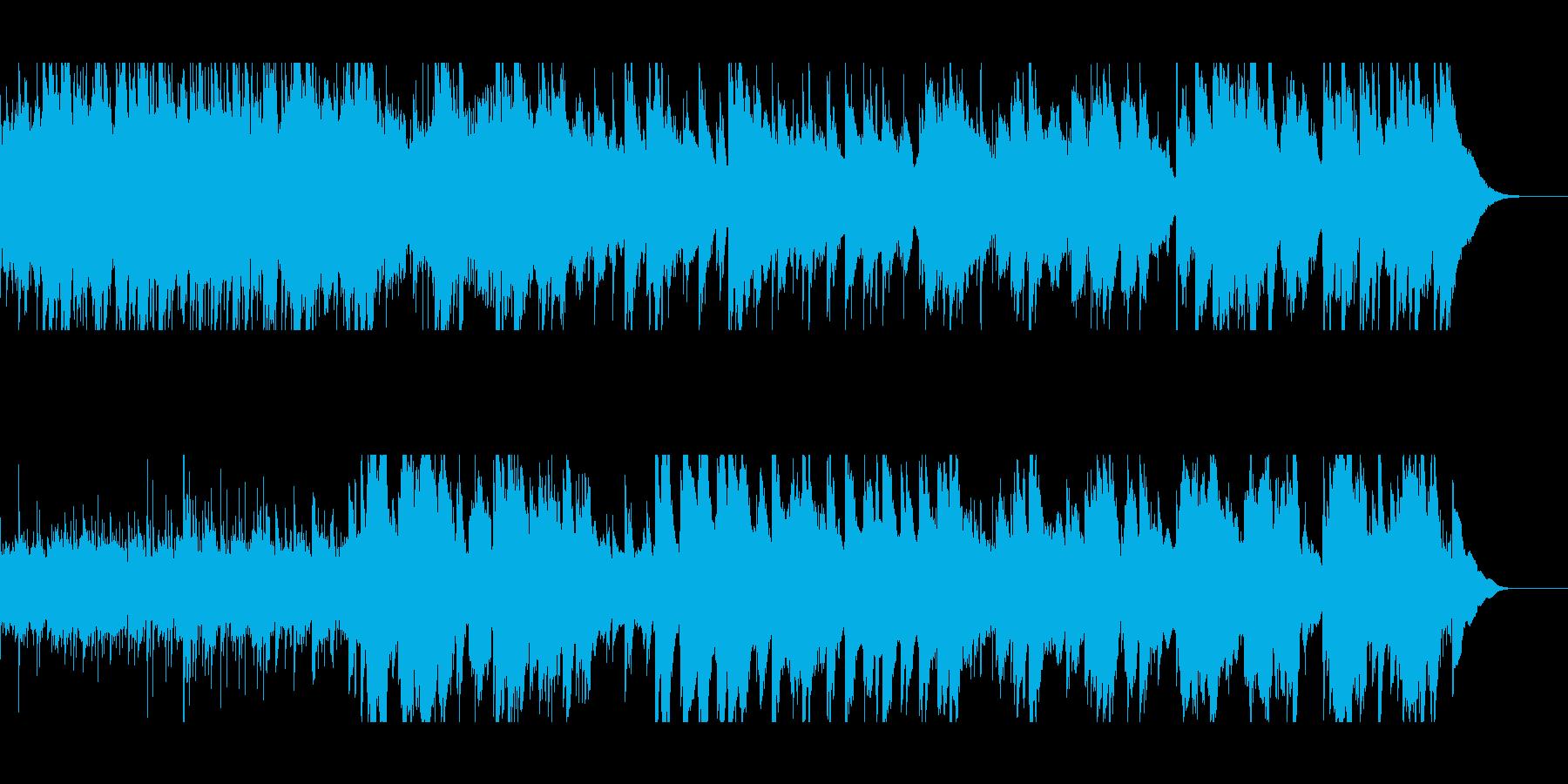 ヴァルキリープロファイル系ハープバラードの再生済みの波形