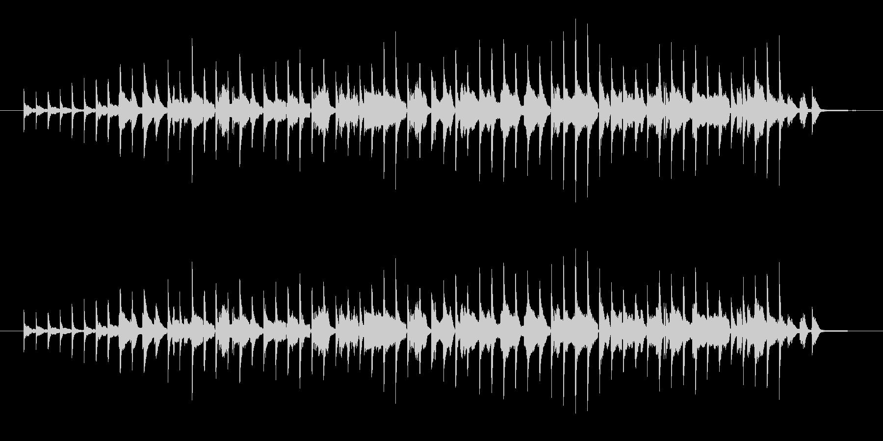 ピアノとサックスだけの曲です。景色プラ…の未再生の波形