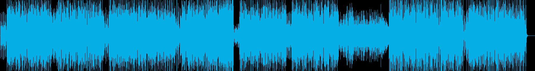 Roverの再生済みの波形