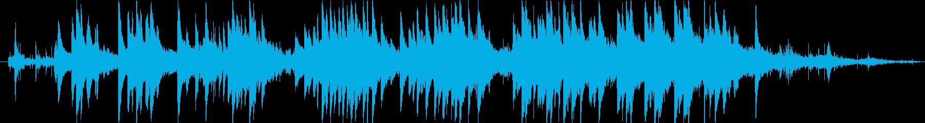 Blue shiftの再生済みの波形