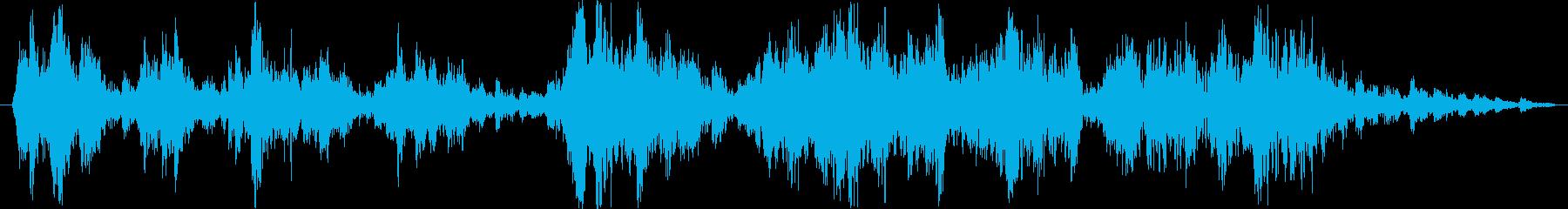 インテリア ラトルハード03の再生済みの波形