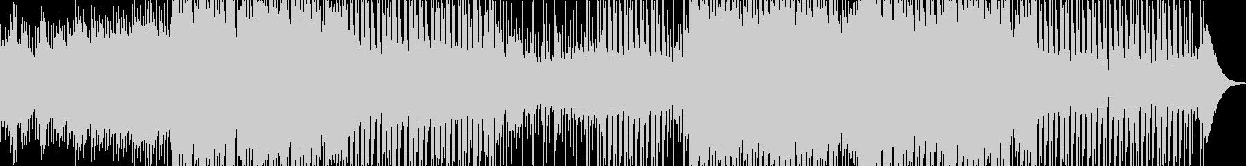 シネマティック 技術的な 繰り返し...の未再生の波形