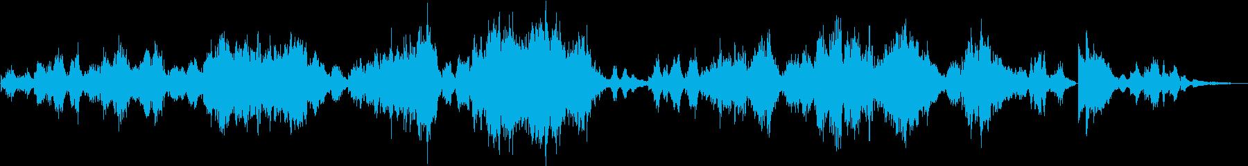 タイスの瞑想曲/ゆったりとした生演奏の再生済みの波形