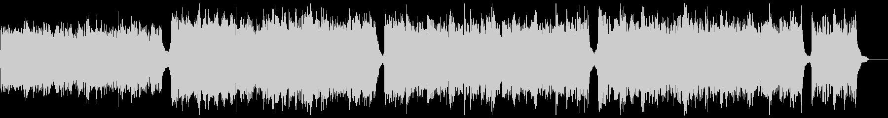 知的なシネマティックピアノ:メロディ無2の未再生の波形