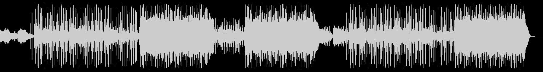 和風ダークヒップホップ3(琴,尺八)の未再生の波形
