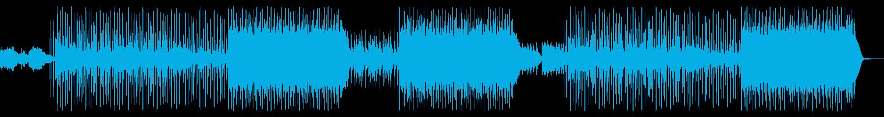和風ダークヒップホップ3(琴,尺八)の再生済みの波形