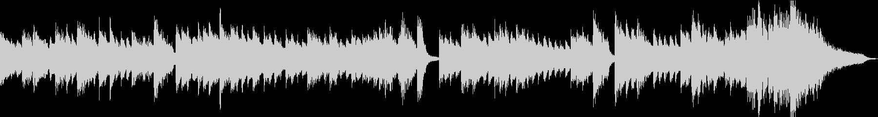 【ほのぼの系】30秒ピアノソロ【ループ】の未再生の波形