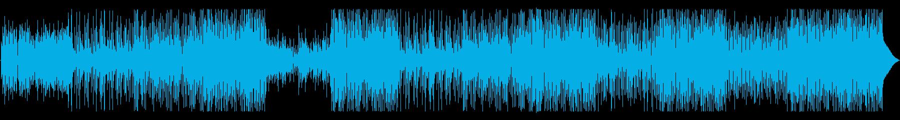 伝統的なジャズのメロディーに基づい...の再生済みの波形
