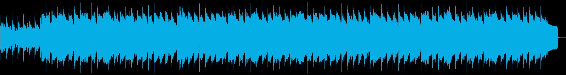 穏やかで優しいアコギとリコーダーの調べの再生済みの波形
