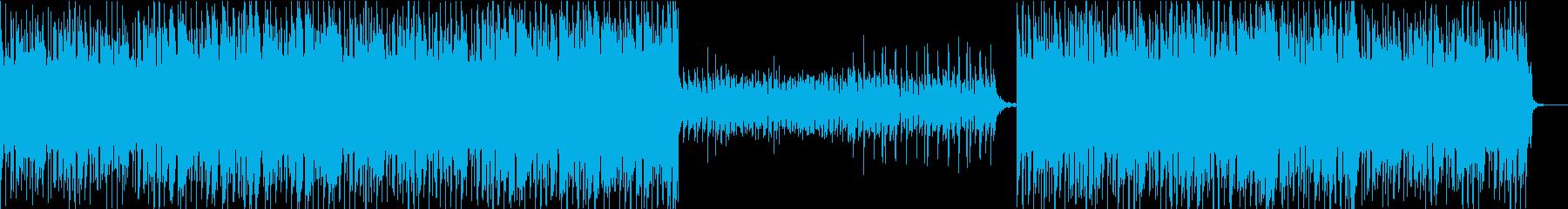 実験的 怠け者 魅惑 レトロ シン...の再生済みの波形