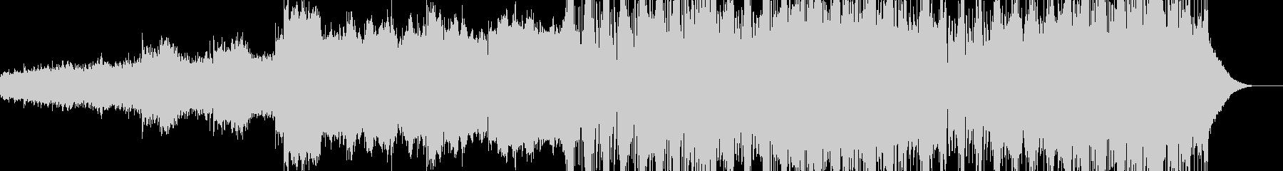実験的 ロック ポストロック アン...の未再生の波形