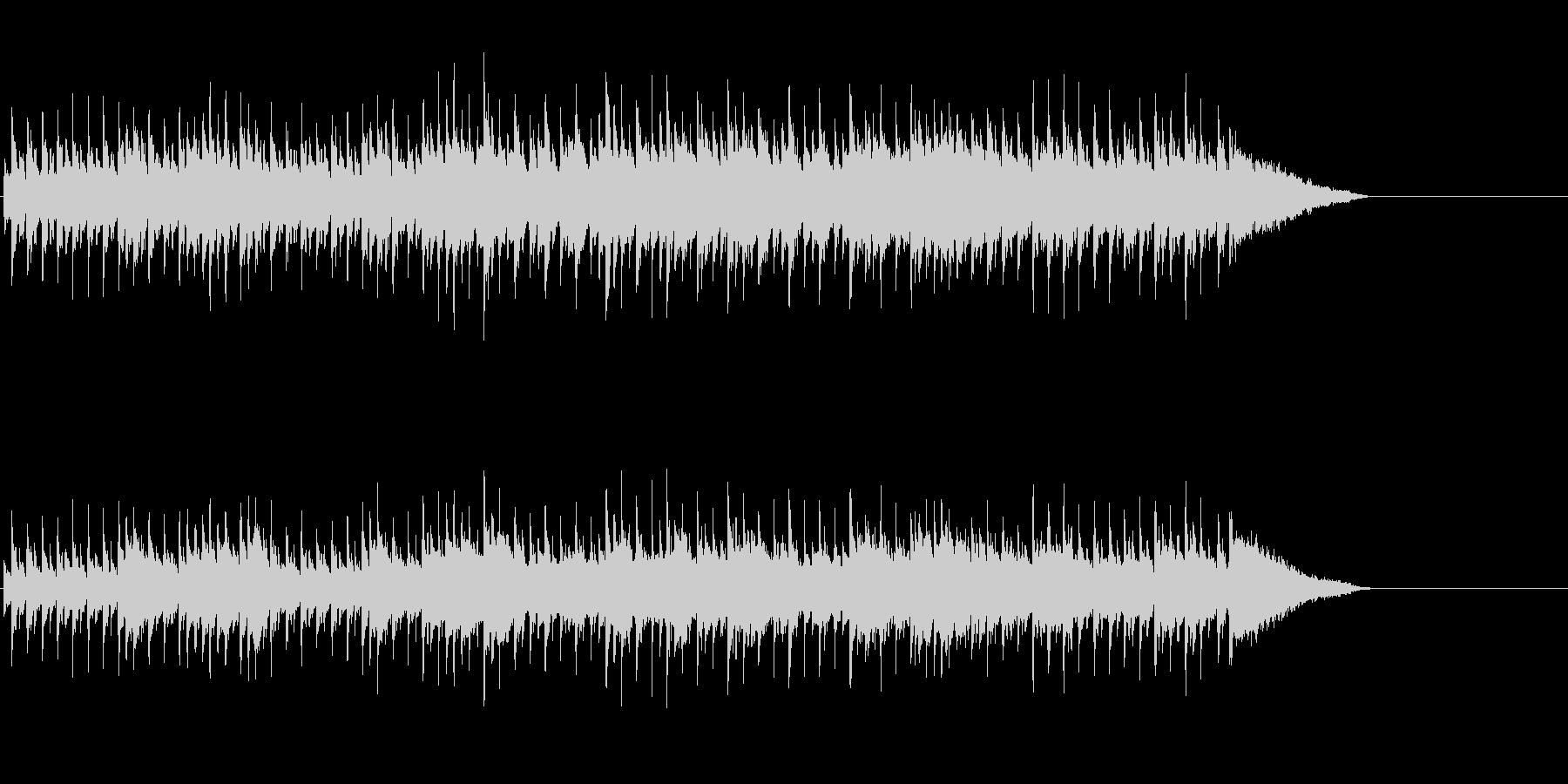 マカロニ・ウェスタン合体サウンドの未再生の波形