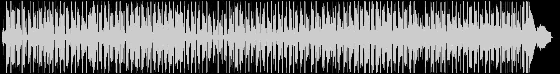 波打ち際 さわやかなボサノバ の未再生の波形