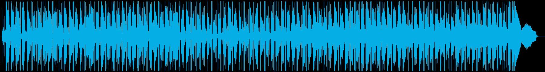波打ち際 さわやかなボサノバ の再生済みの波形
