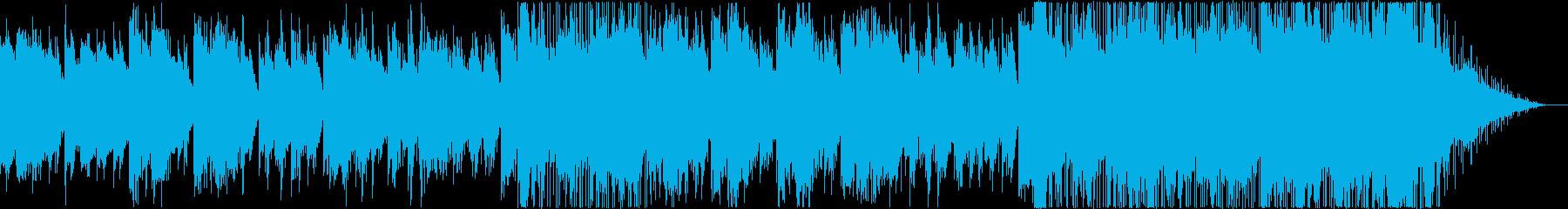 ジャングルのエクソシスト。ブードゥ...の再生済みの波形