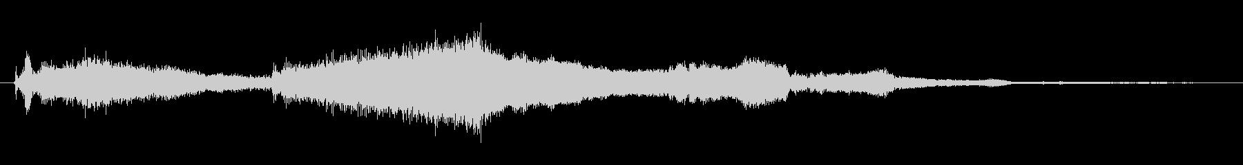 工具 ストリングトリマー01の未再生の波形