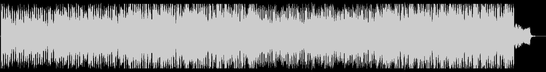 感動 壮大 エモい ピアノ ポップスの未再生の波形