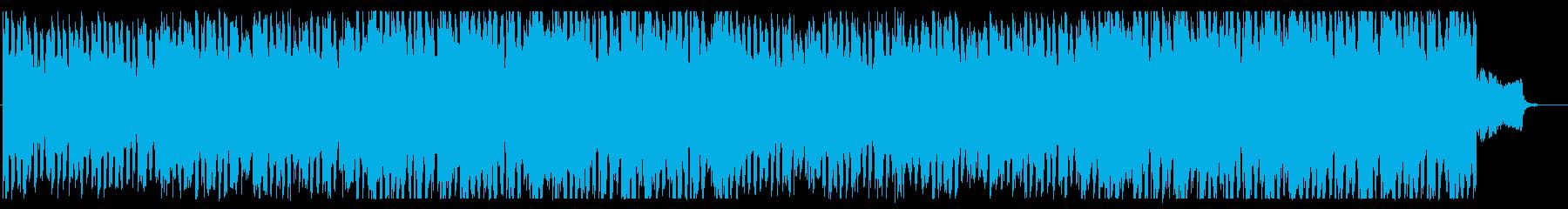 感動 壮大 エモい ピアノ ポップスの再生済みの波形