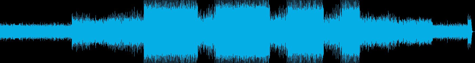 ドラムンベースですの再生済みの波形