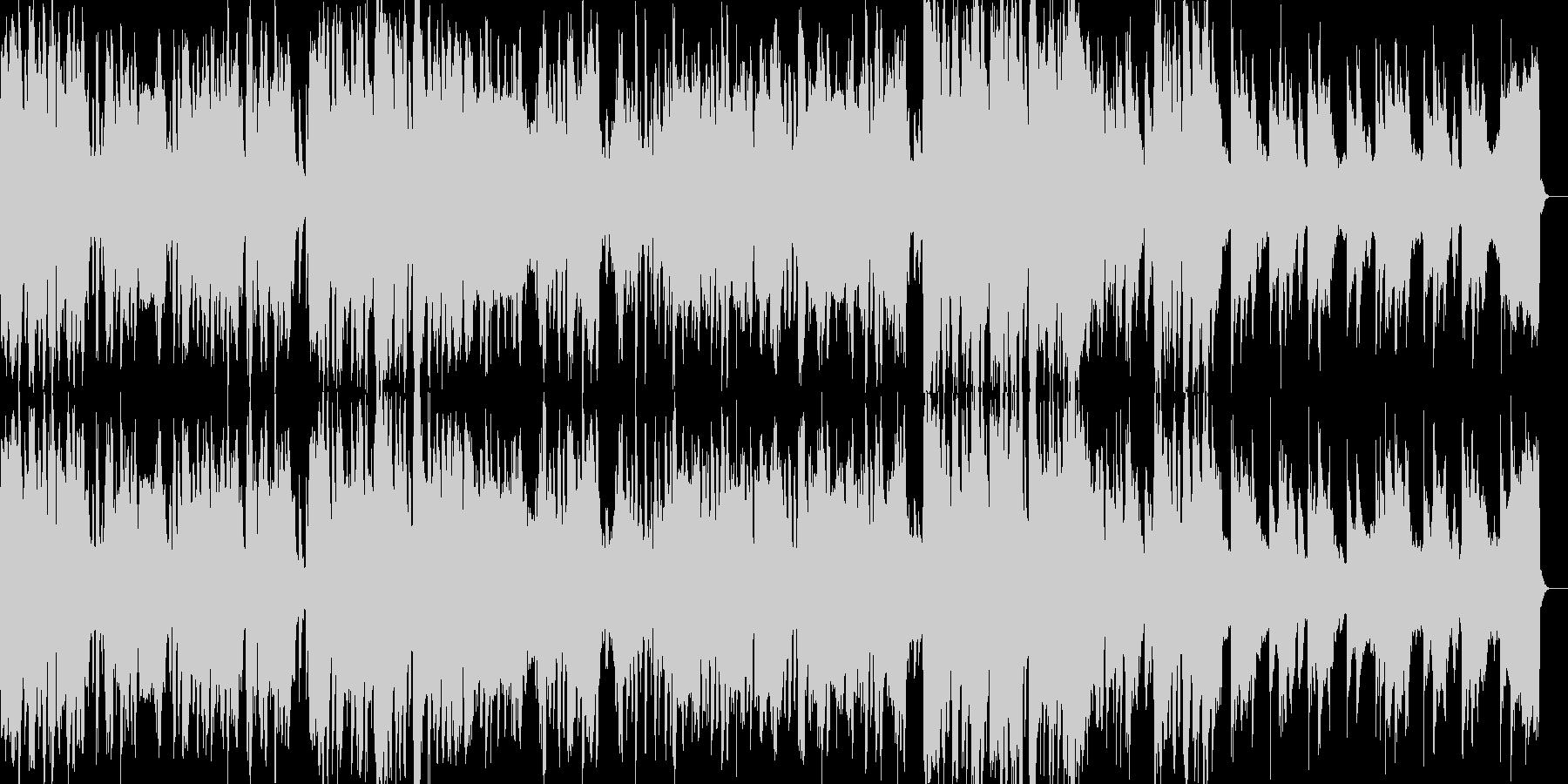 【CM】アブストラクト & トロピカルの未再生の波形