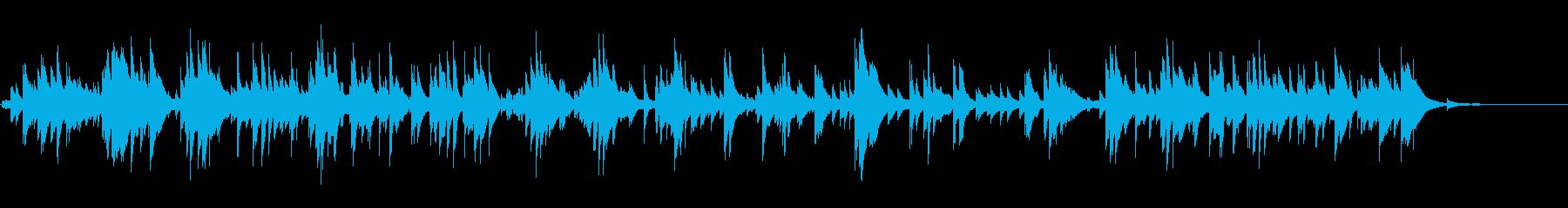 スモールメタルウィンドチャイム:ヘ...の再生済みの波形