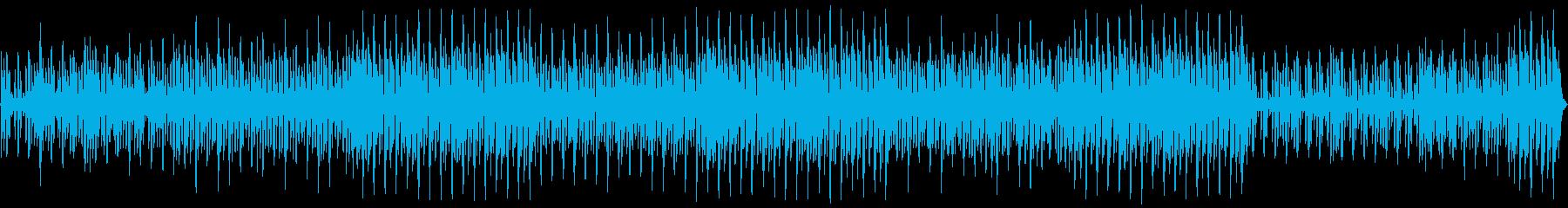 ラテン ジャズ ポップ ロック H...の再生済みの波形