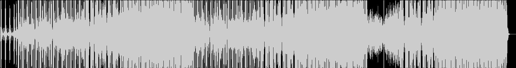 ONE LAST TIME (Prod.AmPm)の未再生の波形