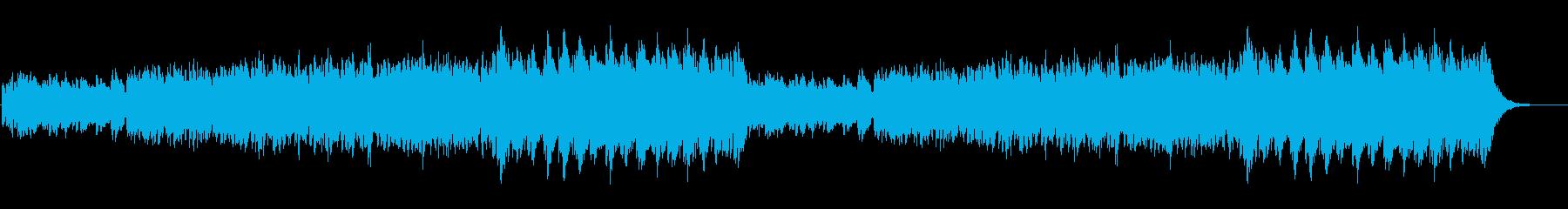 ジブリ風_アニメ_子供_絵本_南の島の再生済みの波形