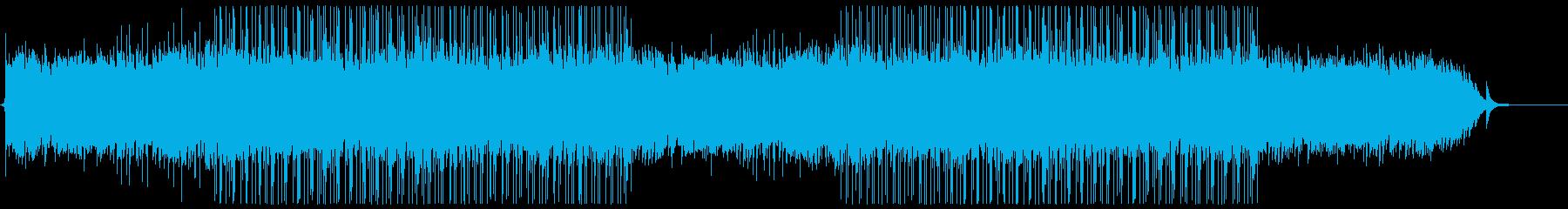 【メロ抜き】ムービー向けのしっとりピアノの再生済みの波形
