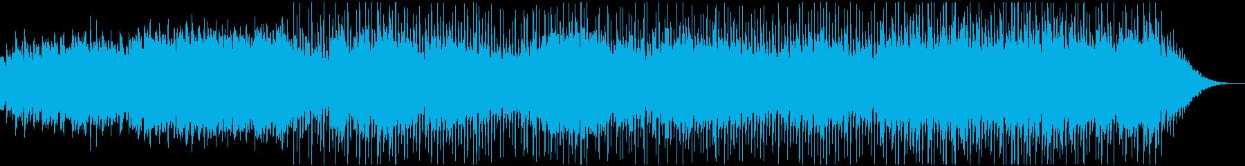 電気研究所夢のようなきらめき。発見...の再生済みの波形
