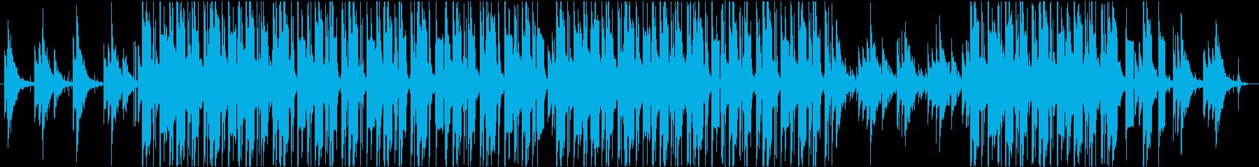 浮遊感に包まれる Lo-Fi Chillの再生済みの波形