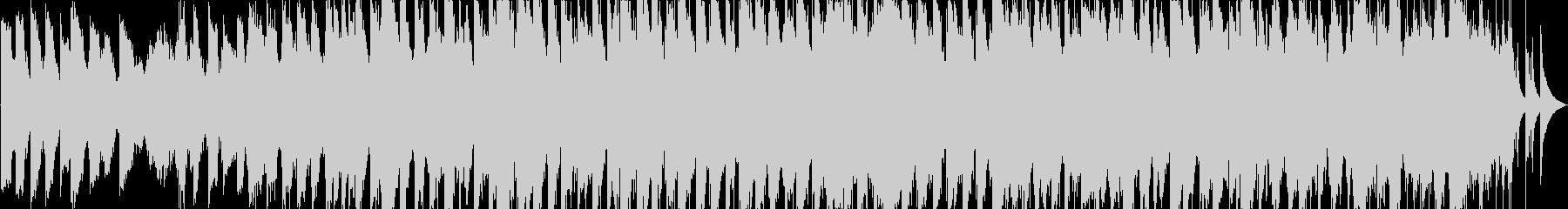 アンビエント風のJpopバラードの未再生の波形