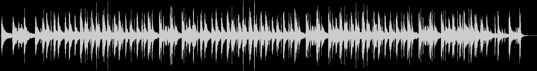 Nostalgia Faded slow electronica's unreproduced waveform